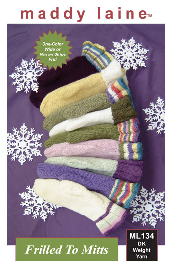 ML134 Frilled To Mitts