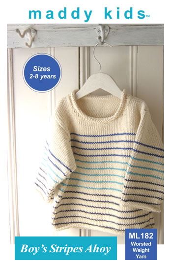 maddy kids Knitting Pattern