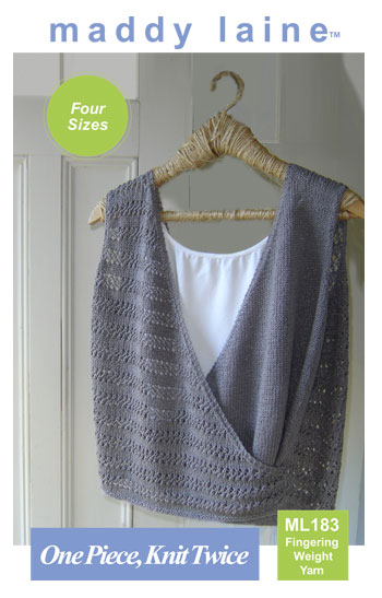 maddy laine Knitting Pattern